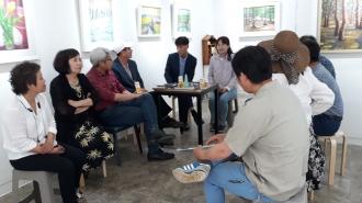 5.16(토) - 김현숙 서양화 갤러리 전시회